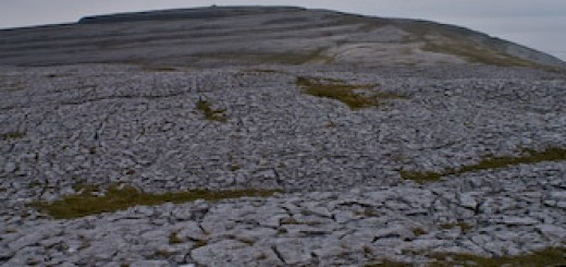 Karstlandschaft im Burren