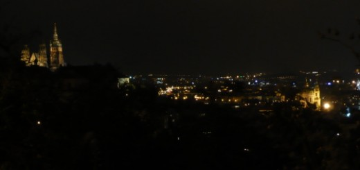 Prag Nightview
