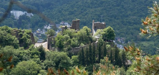 Rheinsteig: Kestert-Filsen