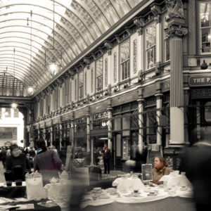 Moving: Leadenhall Market II
