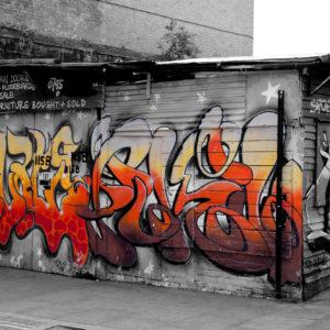 Brick Lane - Grafitti I
