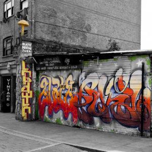 Brick Lane - Grafitti II