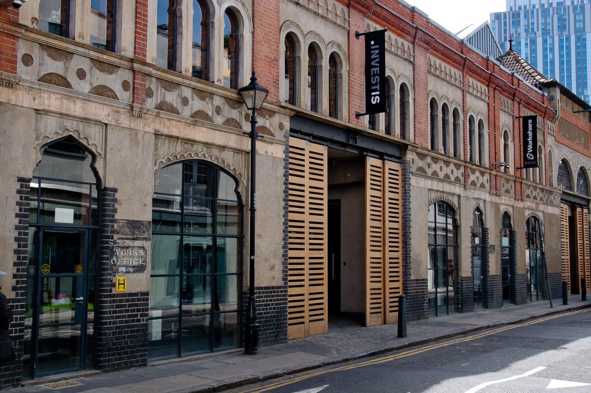 Brick Lane - Doors & Windows