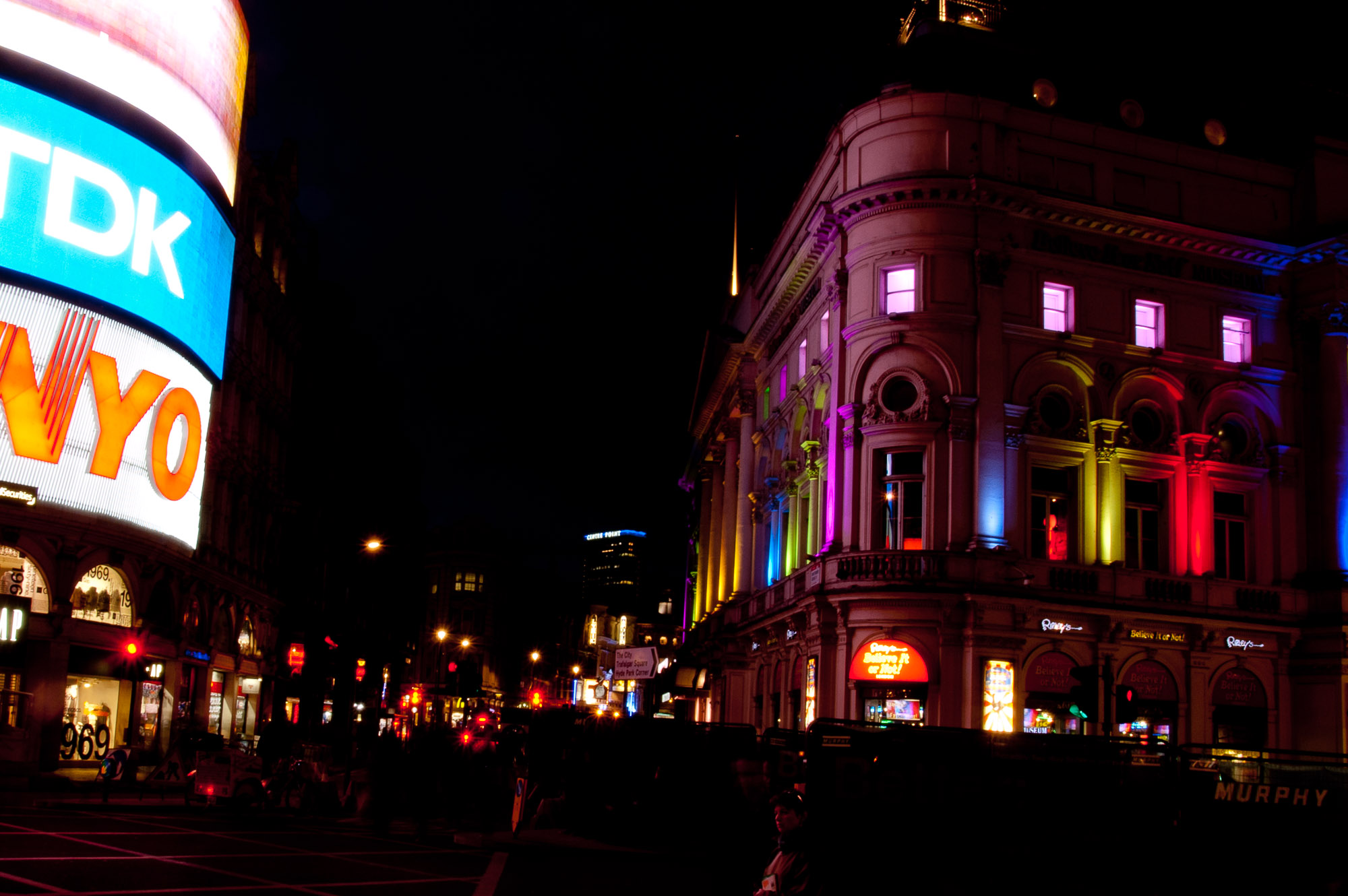 Picadilly Circus IV