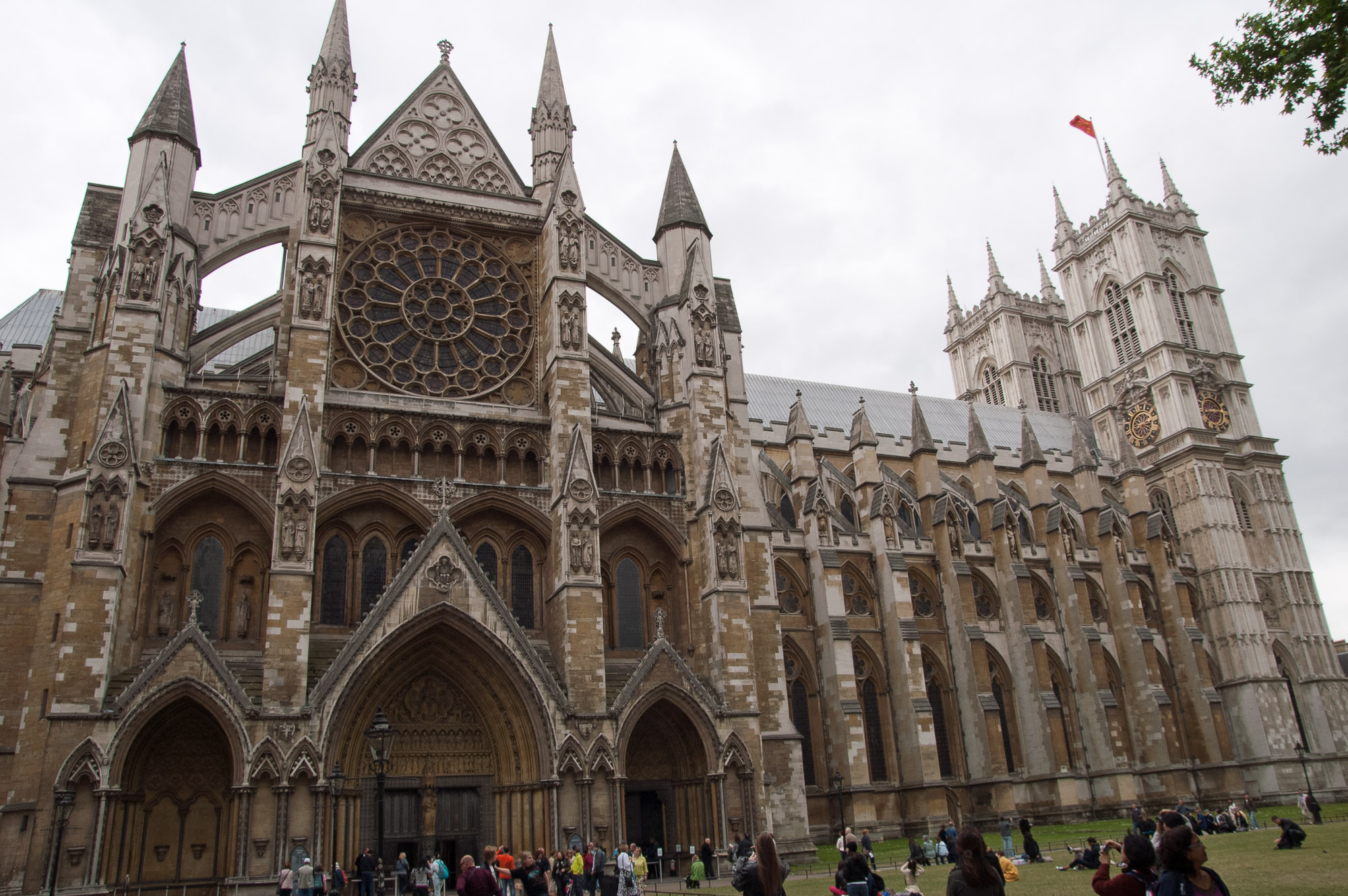 Westminster Abbey I