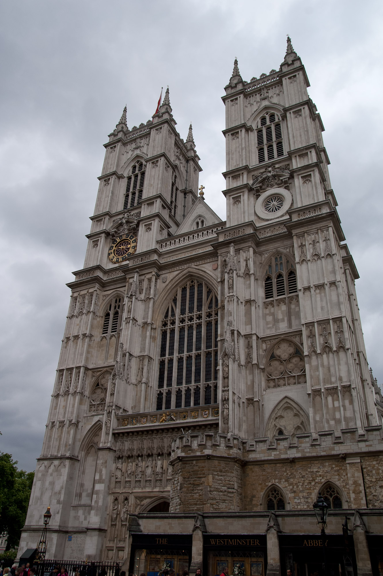 Westminster Abbey IV