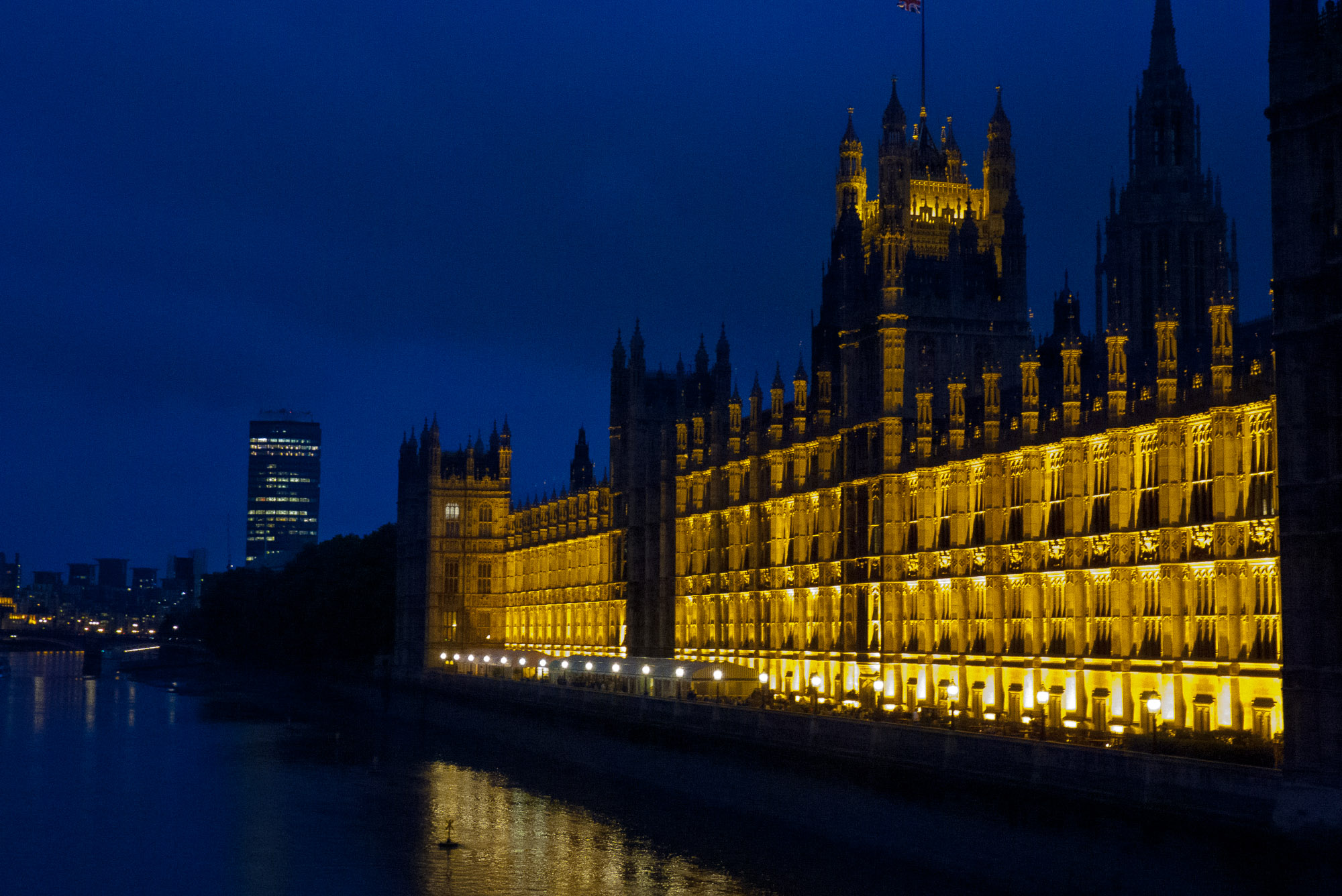 Houses of Parliament IV