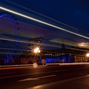Moving: Eye of London III