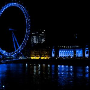Eye of London IV