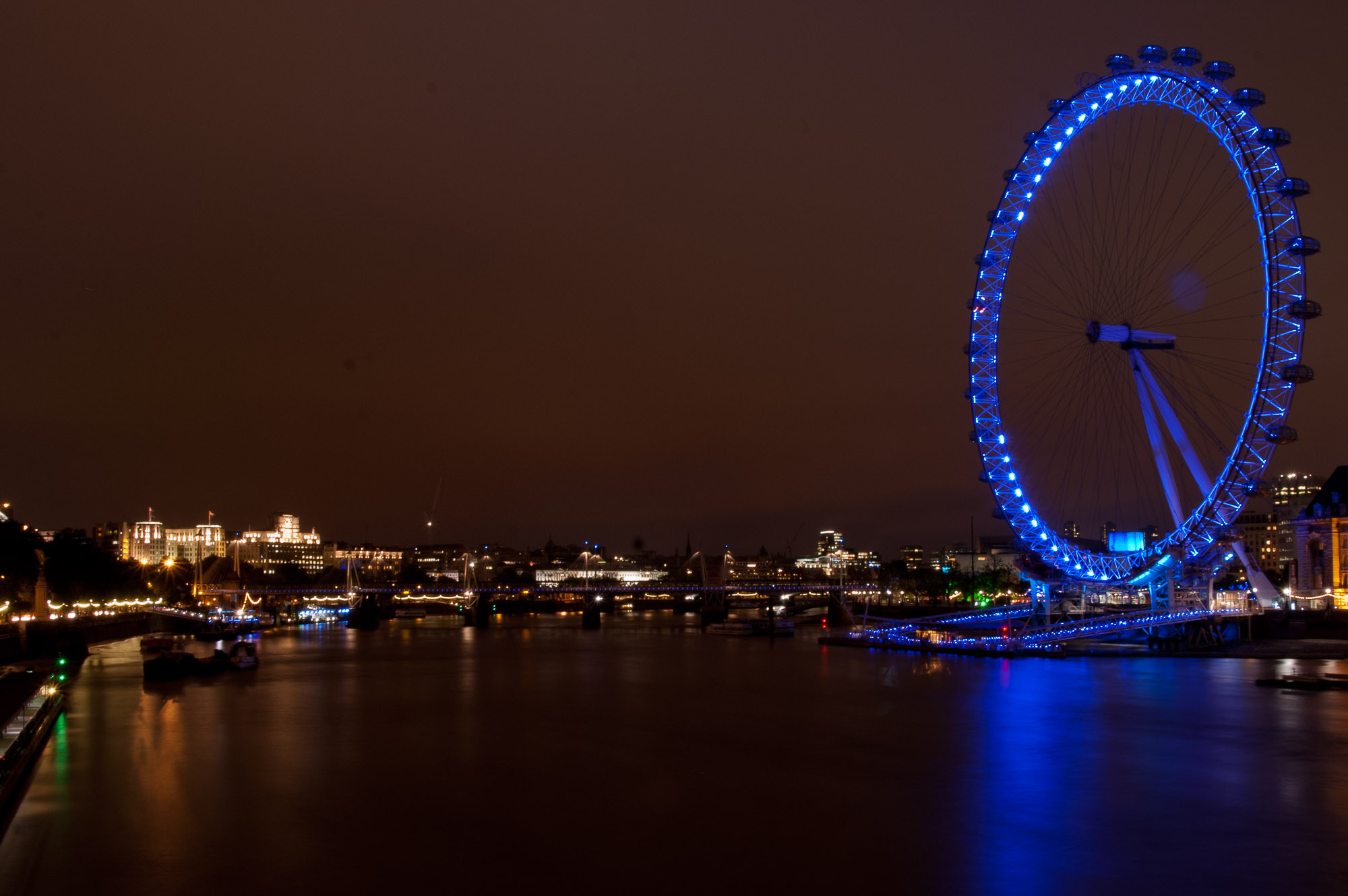 Eye of London V