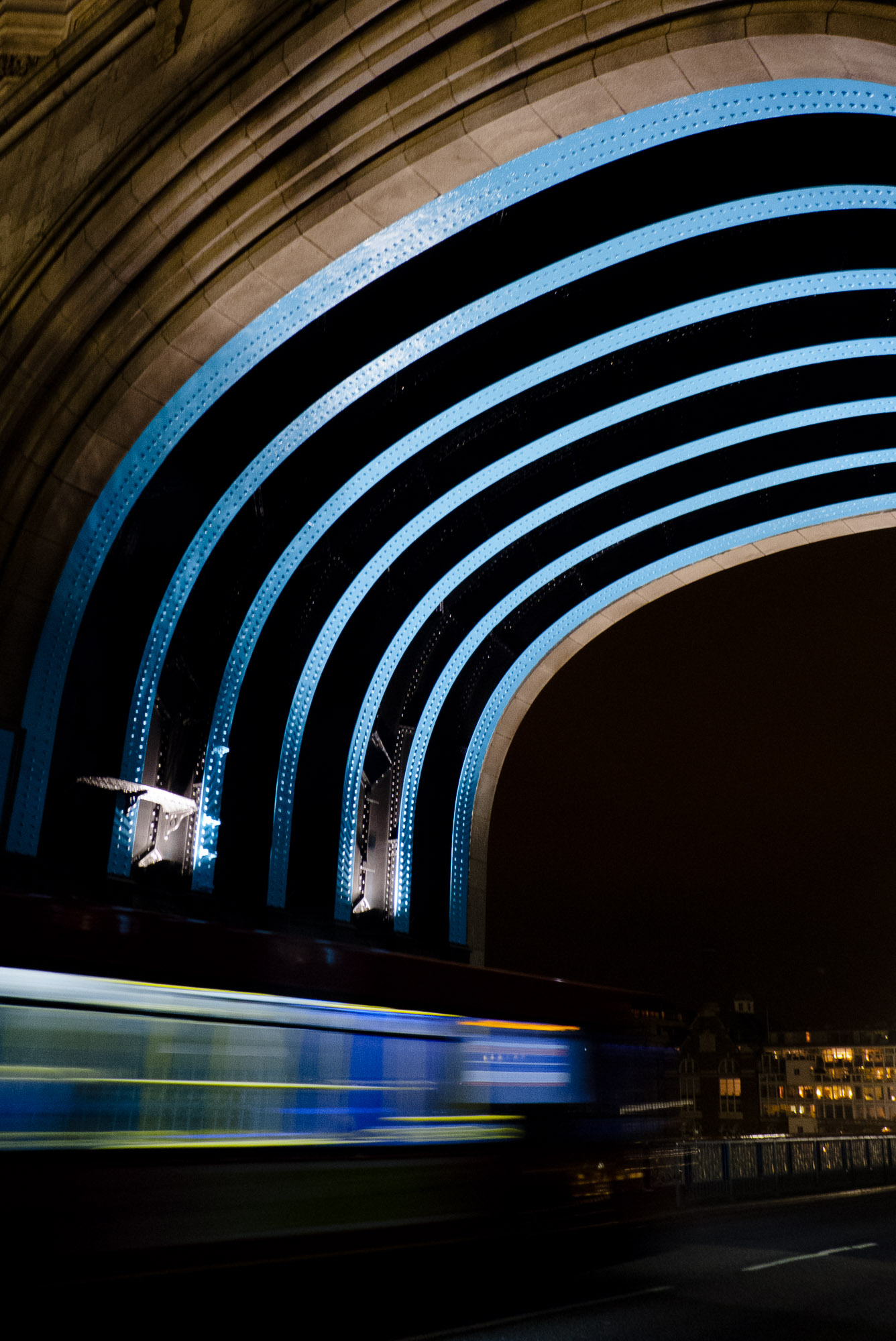 Moving: Tower Bridge VI