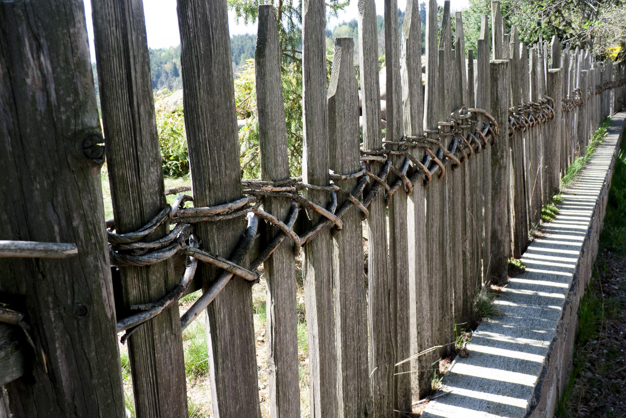 Südtiroler Zaun