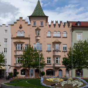 Brixen Marktplatz