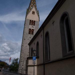 Schiefer Turm von Barbian