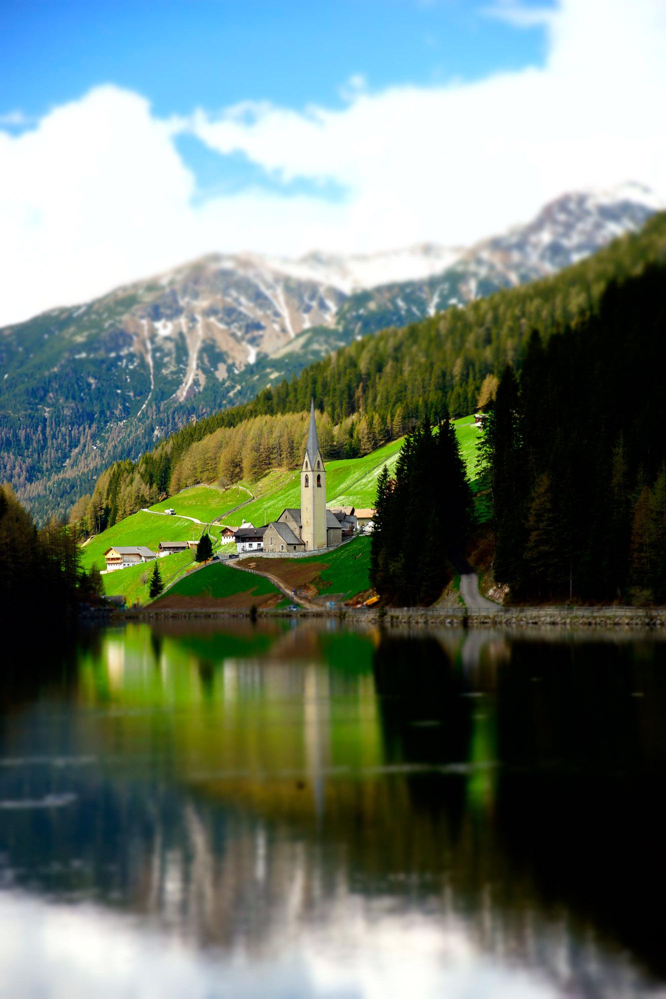 Miniatur-Wunderland Südtirol: Durnholz