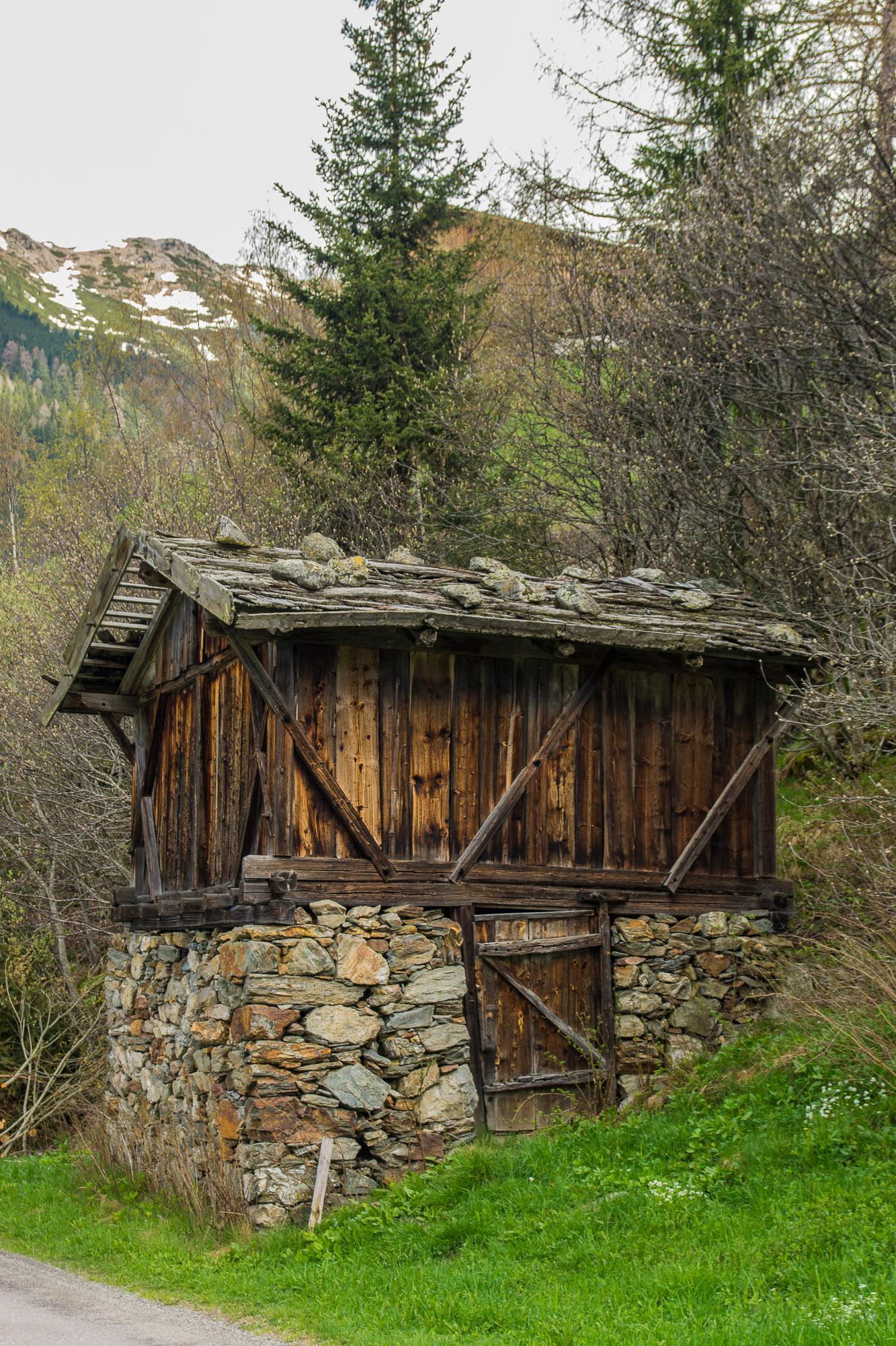 Hütte II