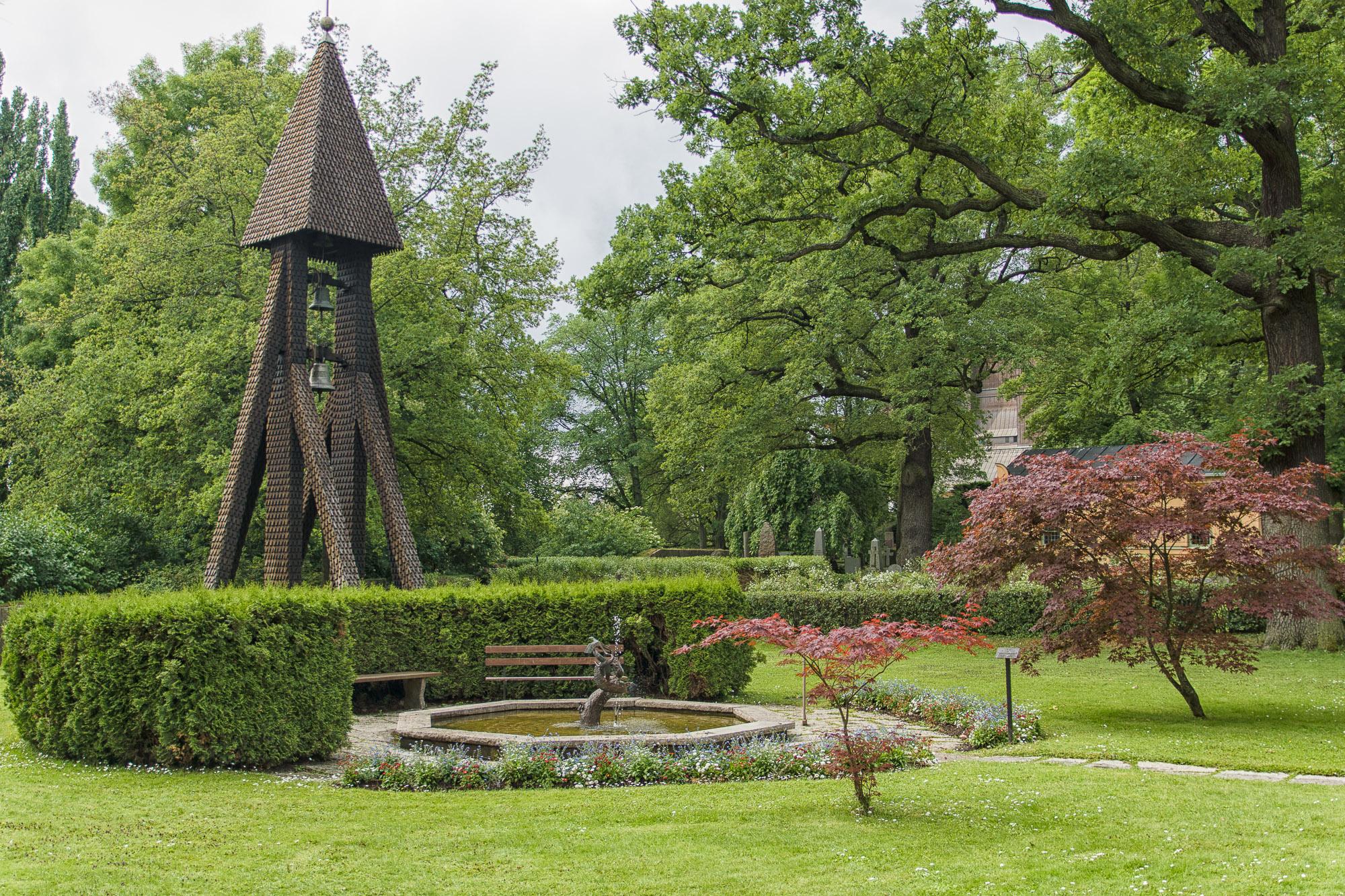Galärvarvskyrkogården I
